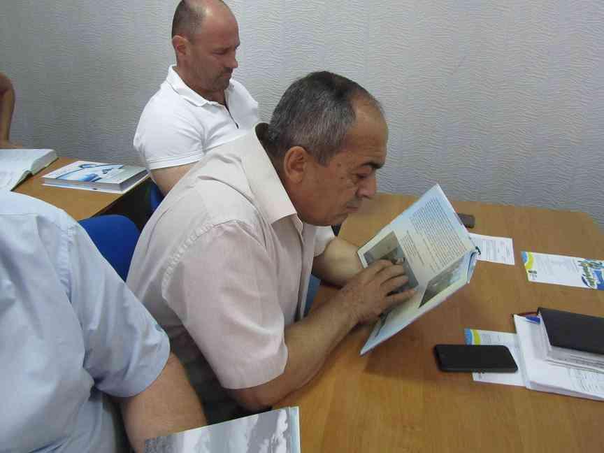 В Терновке неожиданно сменился руководитель организации  ветеранов АТО