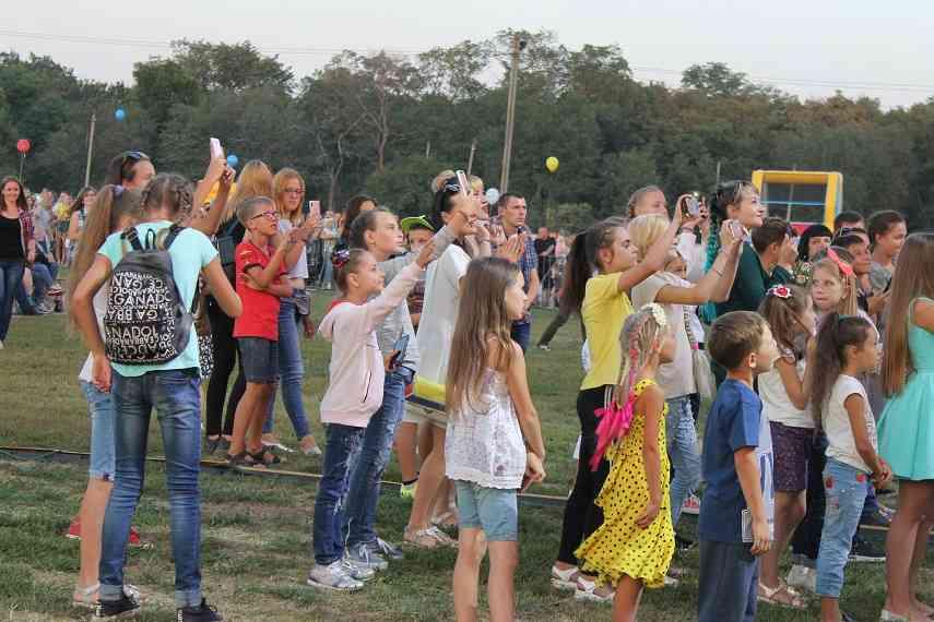 Столица Западного Донбасса воодушевленно отметила юбилей и День шахтера