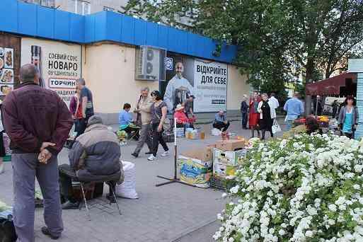 Больным  туберкулезом, сифилисом и даже чумой никто не запрещает торговать молоком и сметаной на улицах Павлограда