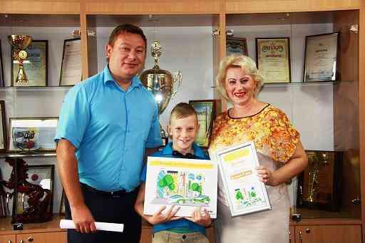 638 творческих работ: в ДТЭК Павлоградуголь поощряют детское творчество