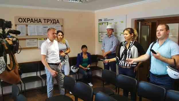 В комнате отдыха сотрудников филиала ДТЭК  Павлоградская автобаза скоро появится  биллиард, стол для настольного тенниса и беговая дорожка