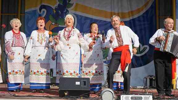 Фестиваль «Терноцвет» задал настроение будущей осени