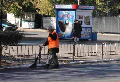 В Павлоградском горсовете посочувствовали дворникам и слесарям, которые получают в месяц 3400 гривен