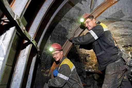Горняки шахтоуправления ДТЭК Днепровское отчитались о достижениях