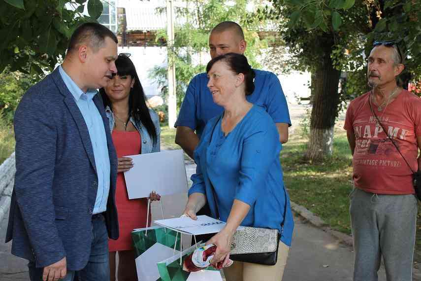 Главное — совместные усилия: в Павлограде презентованы еще 4 проекта ГСР