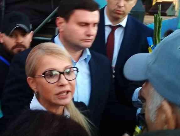 Кого посадит Тимошенко?