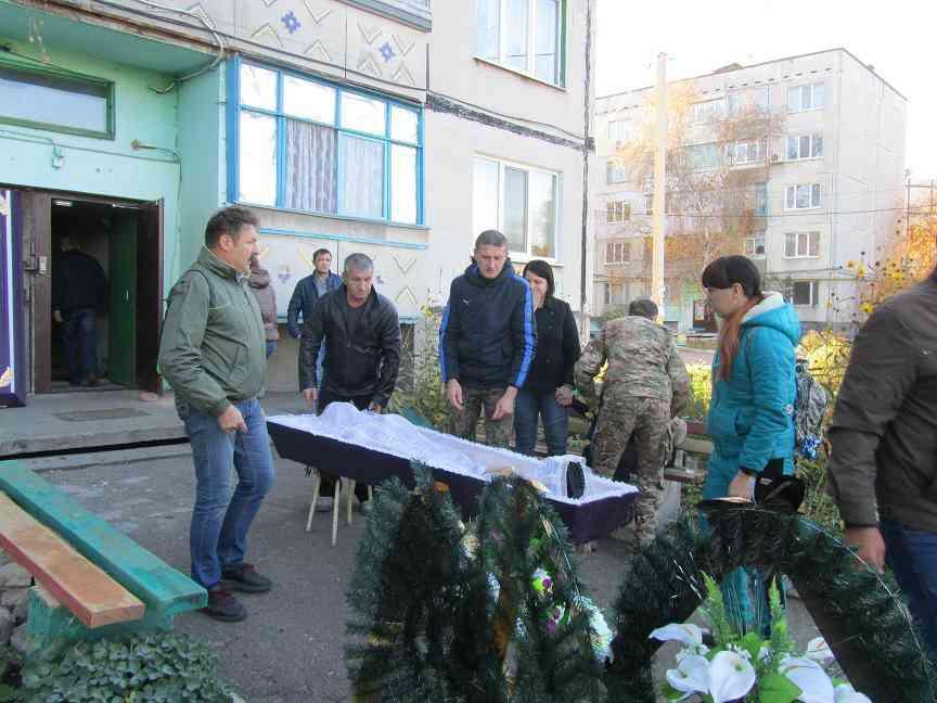 Людмила Калинина о смерти побратима:  «Мы выжили там, чтобы здесь вешаться...»