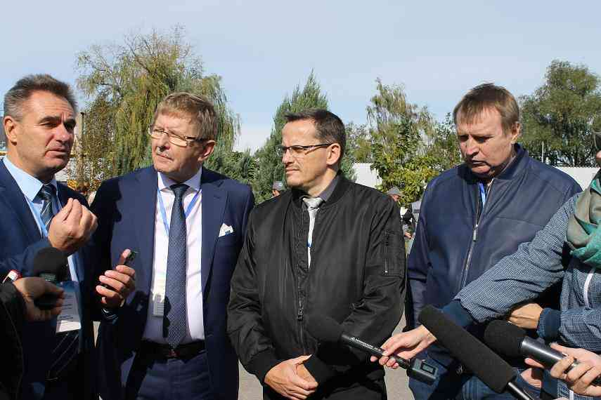 На утилизации мин, к концу 2019 года, Павлоград заработает 3 млн евро