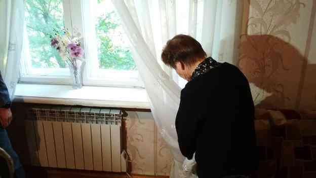 Жители Павлограда морально не готовы  обогревать подвалы  многоквартирных домов. Кто это будет  делать, - они не задумывались