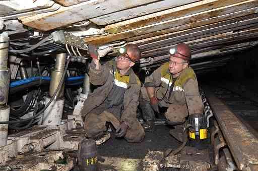 В чем секрет работы шахтеров Днепровского в сентябре