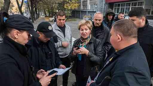 Витівка не вдалася: сепаратисти з «Розумної сили» накивали п'ятами від дніпровських патріотів