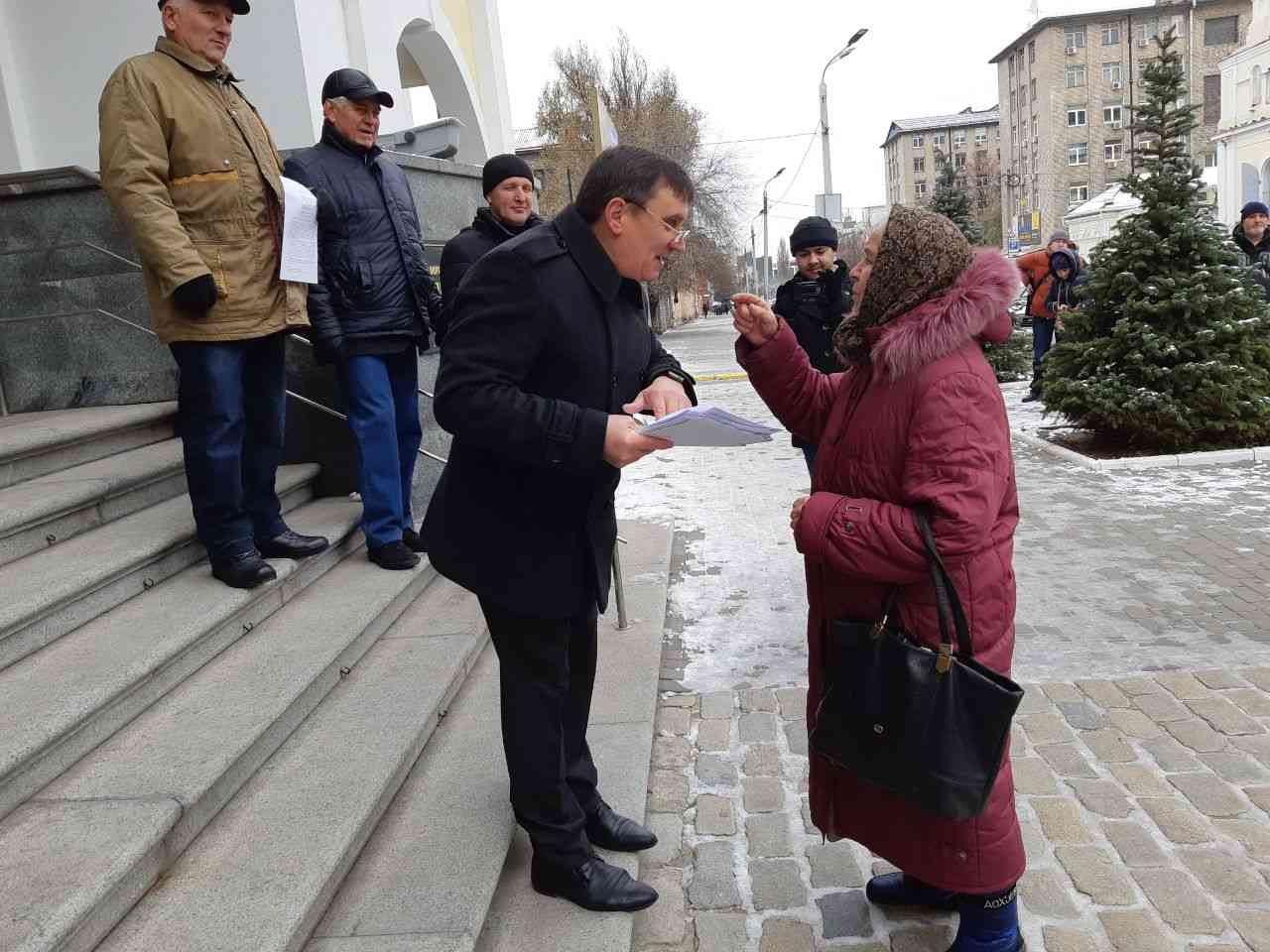 У Дніпрі ієрархів УПЦ закликали до участі в об'єднавчому Соборі