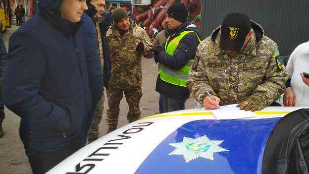 Сеперодонецкие перевозчики отказали в льготе  ветеранам ООС,в Павлограде, приравняв их к детям и инвалидам