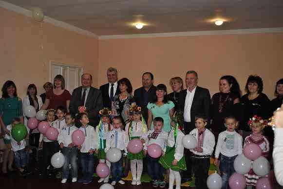В Булахівському НВК – нова група