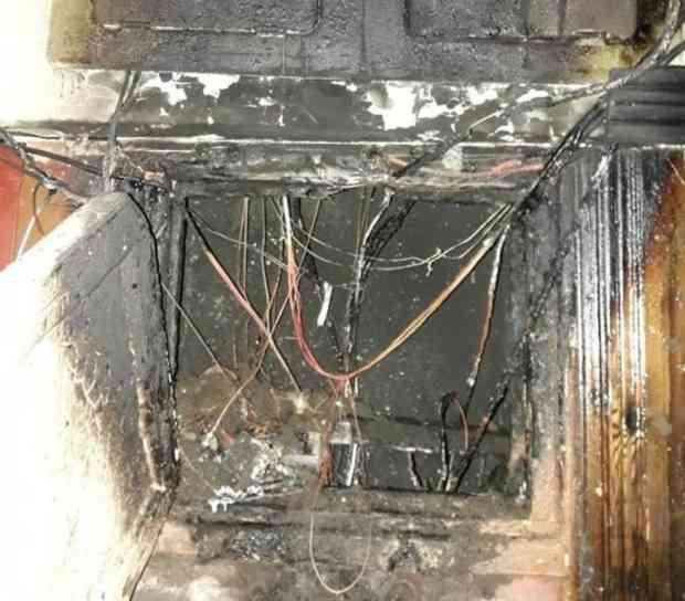 Любителей автономного отопления в Покорове наказывают ночными пожарами