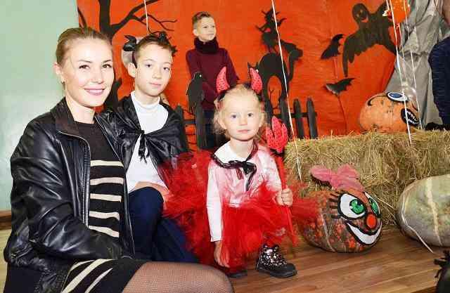 Самый необычный Хэллоуин в жизни детей шахтеров ШУ Днепровское