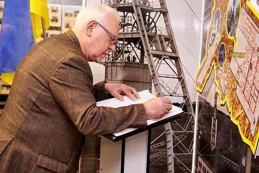 Время, события, люди: в Першотравенском шахтоуправлении открыли музей
