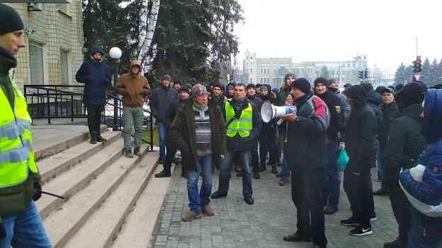 Назначение командира «Муниципальной варты», в Павлограде, довело до скандала