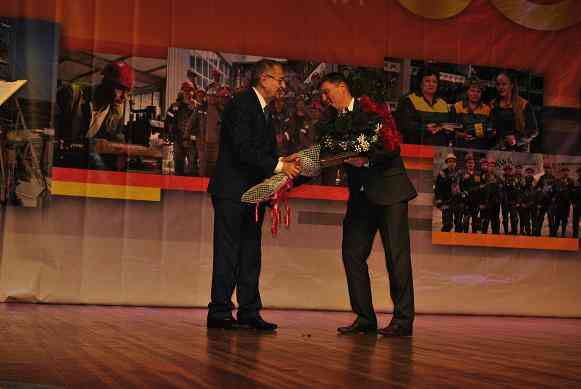 Шахтеры «Павлоградской» отпраздновали юбилей своего предприятия