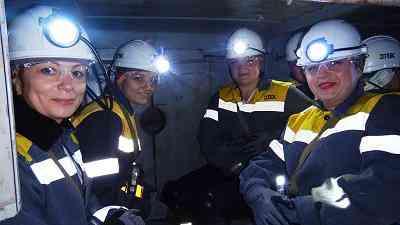 Ревизор: шахтерские жены под землей
