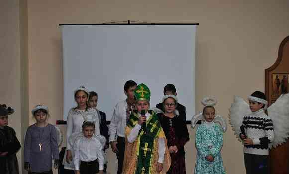 День Святого Миколая в Недільній школі