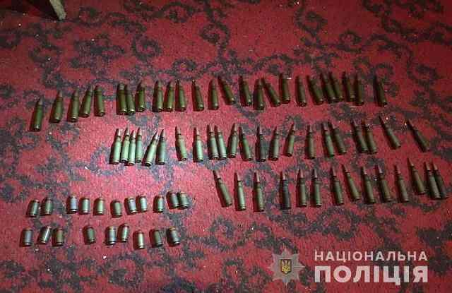 За любовь к боевым «сувенирам» терновчанин может лишиться свободы, на срок от 2 до 5 лет