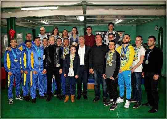 Їхніми спортивними досягненнями пишається вся Україна!