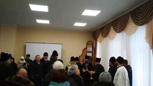 В Павлограде открылся Духовно-исторический центр