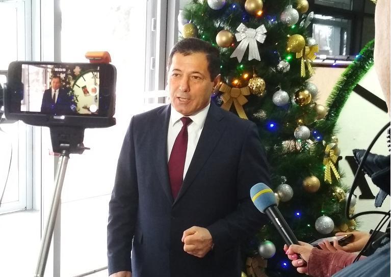 В шахтоуправлении ДТЭК им. Героев космоса представили нового директора