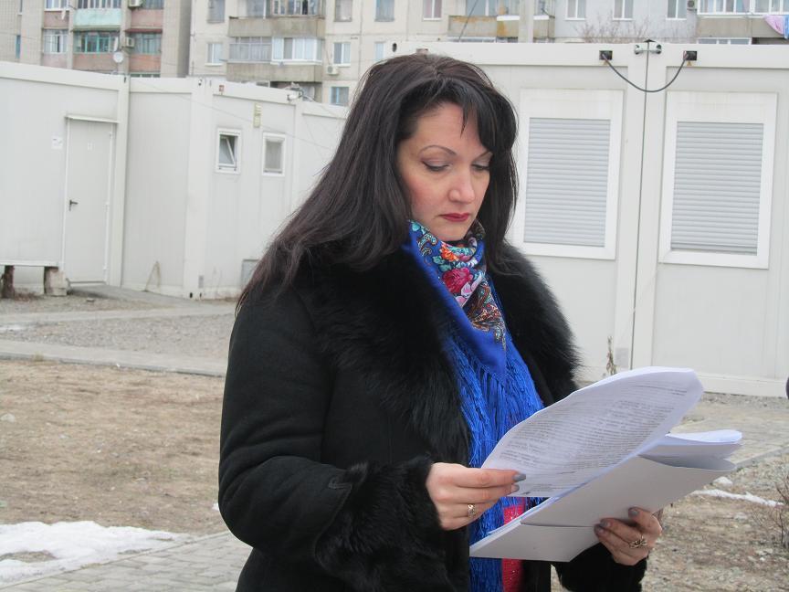 Городская власть Павлограда устала содержать 277 переселенцев за собственный счет