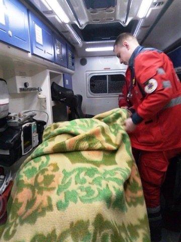 Спасатели помогли потерявшемуся на реке пенсионеру