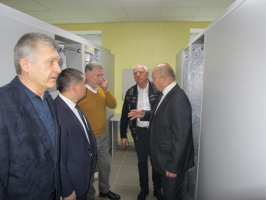«Мы каждый рубль старались превратить в три рубля», - открывая Детское отделение, сказал главврач павлоградской больницы