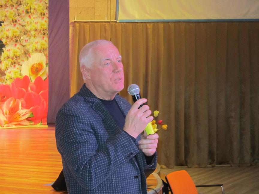 «На должников надо давить вместе, - это условие для получения электрокабеля», - сказал городской голова Павлограда