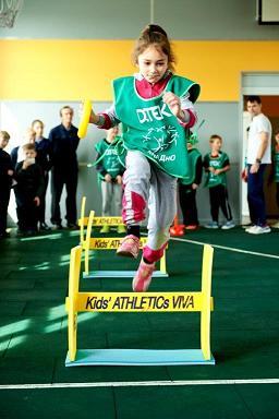 Принципово нові уроки фізкультури для дітей Західного Донбасу від ДТЕК та ФЛАДнО