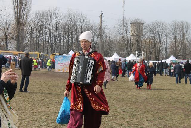 В Илларионово Президент Украины улыбался, а граждане  плакали от восторга
