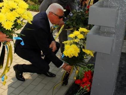 Західний Донбас вшанував чорнобильців