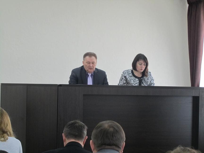 Коммунальную варту Терновки уличили  в сырых вопросах и непрожаренных положениях