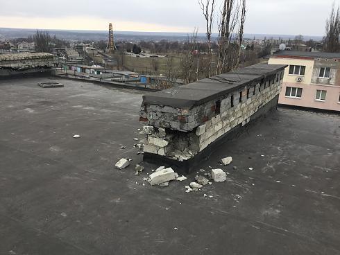 Депутаты Терновского городского совета спасли   членов первого в городе ОСМД от коллективного суицида