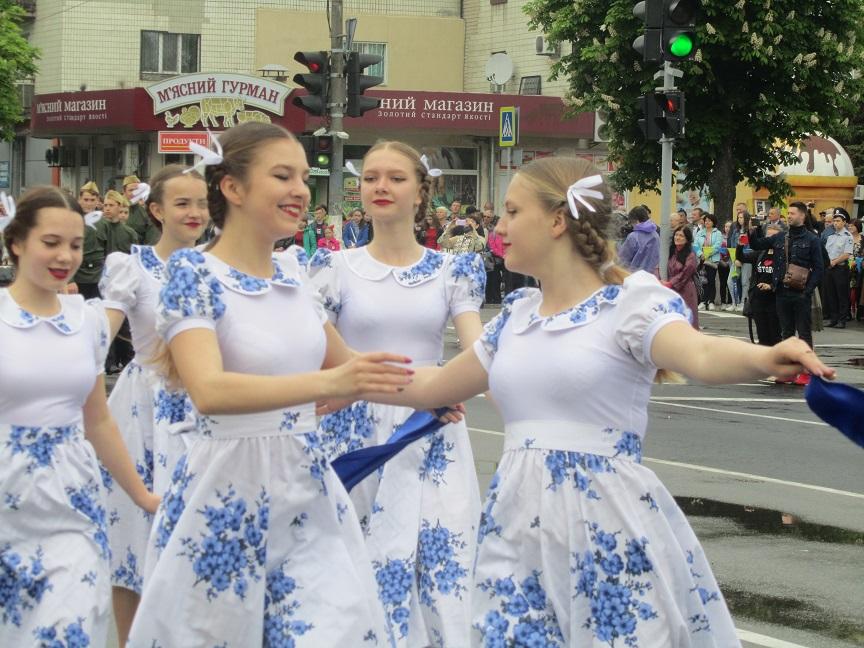 74-ю годовщину Великой Победы встретили 36 ветеранов в Павлограде