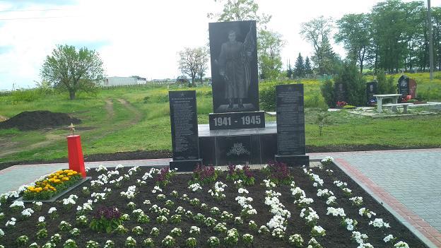 Через тысячу лет, такие памятники Примирения будут стоять в зоне АТО