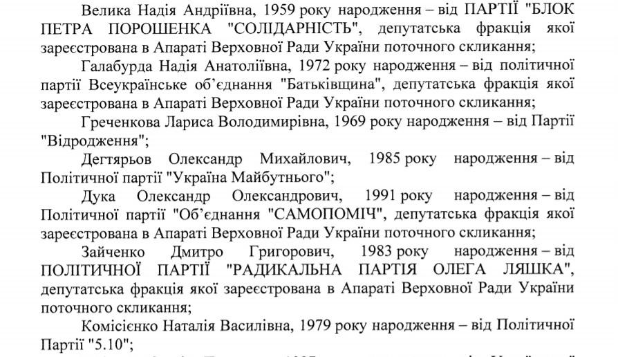 Окружная избирательная комиссия, в Павлограде, будет работать без новомодного «Голоса» и «Слуги народа»