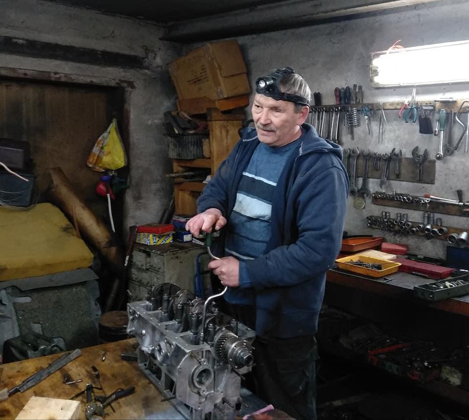 Допоможемо разом: павлоградському волонтеру Володимиру Єфанову необхідна наша допомога