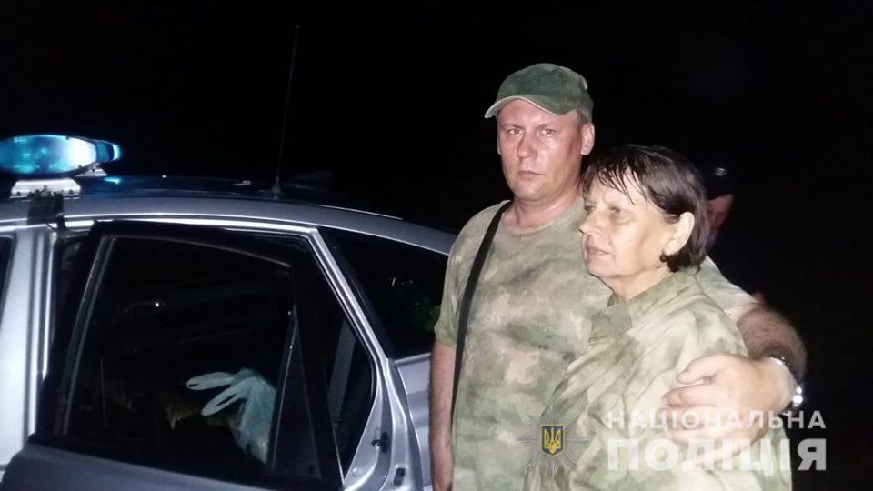 У Тернівці поліцейські до опівночі шукали 62-річну жінку, яка заблукала у лісі