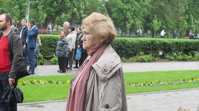 Известная павлоградка заявила, что советского маршала Жукова у старшего поколения отобрать невозможно