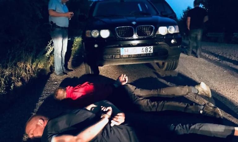 Главарь банды, взрывающей банкоматы по всей области, опять задержан в Днепре