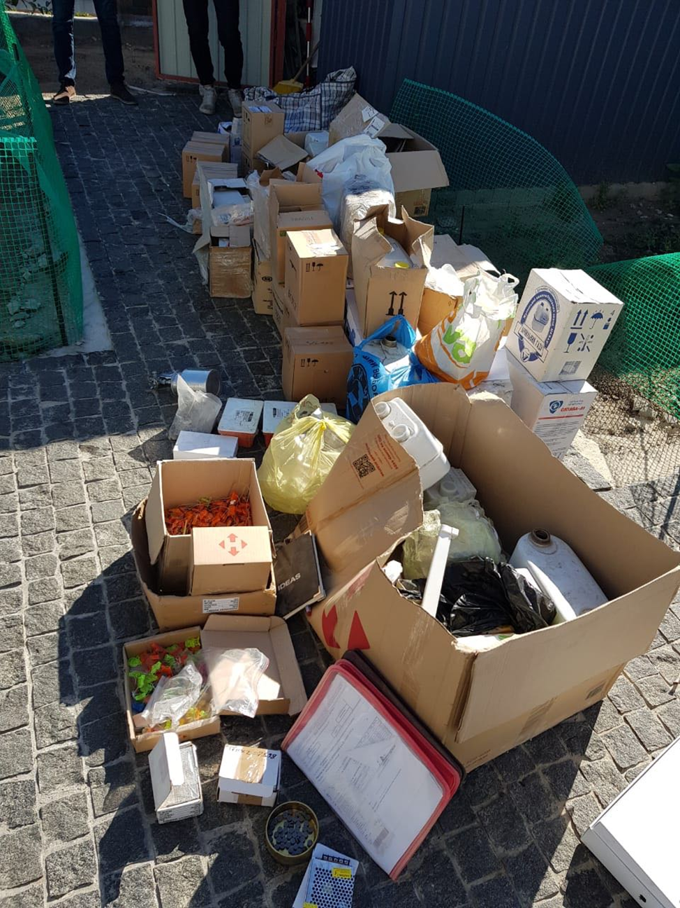 Преступная группа продавала в Днепропетровской области  счетчики газа, с секретом, и устройства для остановки учета газ