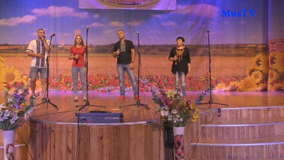 На фестивале «Мелодии шахтерской души» терновчане спели о своем городе душевнее всех