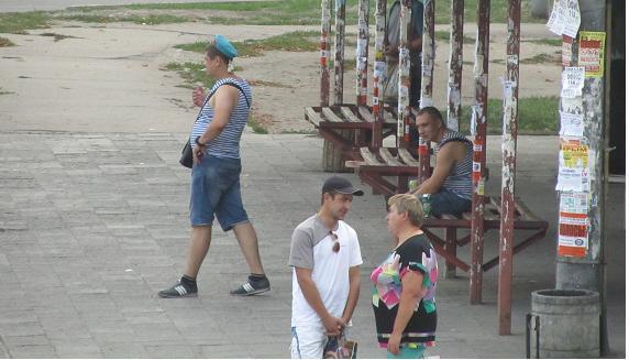 Голубых беретов в Украине нет, но в сердцах десантников они все равно голубые