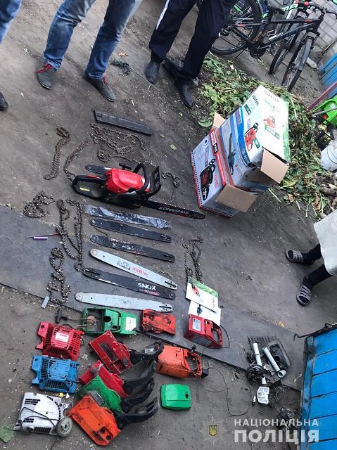 Жители Днепропетровщины усиленно занимаются заготовкой дров