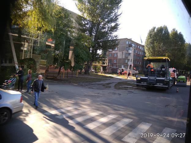 Мечтающие о хорошей дороге жители Павлограда не успели выйти на акцию протеста